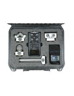 SKB iSeries Case for Zoom H6 Broadcast Recorder Kit