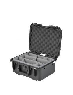 SKB iSeries 1309-6 Waterproof Case with Think Tank padded dividers