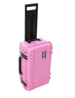 SKB iSeries 2011-7 Two DSLR with Lenses Case (pink)