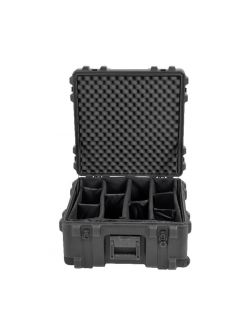 SKB R Series 2222-12 Waterproof Utility Case with padded dividers