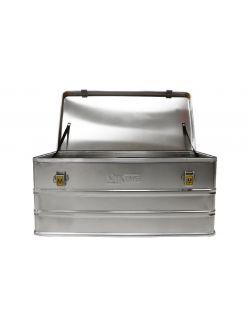 Viking 015 aluminium box front