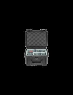 SKB iSeries 0907-6 Case w/Think Tank Designed Dividers
