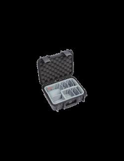 SKB iSeries 1209-4 Case w/Think Tank Designed Dividers