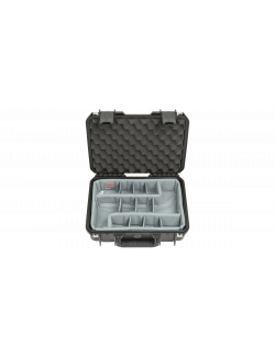 SKB iSeries 1510-4 Case w/Think Tank Designed Photo Dividers