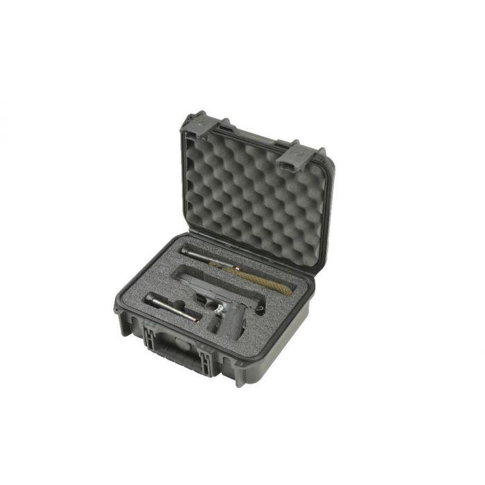 SKB iSeries 1209 Custom Single Pistol Case