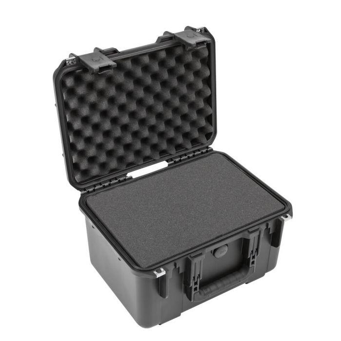 SKB iSeries 1510-9 Waterproof Utility Case with cubed foam
