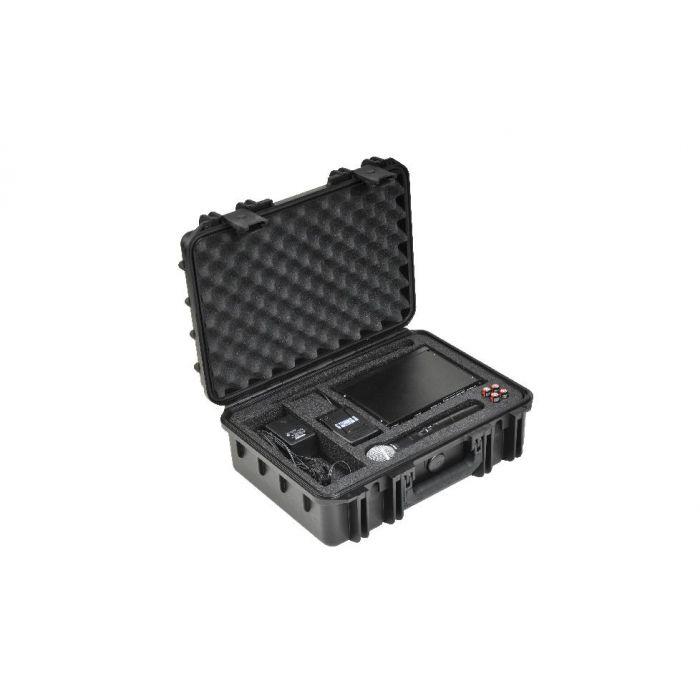 SKB iSeries Waterproof Case With Shure SLX/ULX Custom Interior
