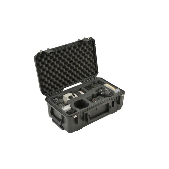 SKB iSeries 2011-7 Two DSLR with Lenses Case