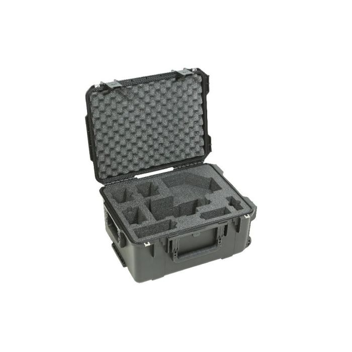 SKB iSeries Waterproof Case for Sony F5 or F55 Video Camera (wheels and pull handle