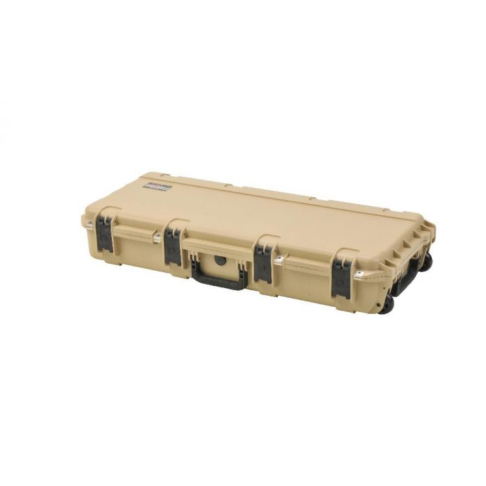 SKB iSeries 3614-6 Waterproof Utility Case with layered foam