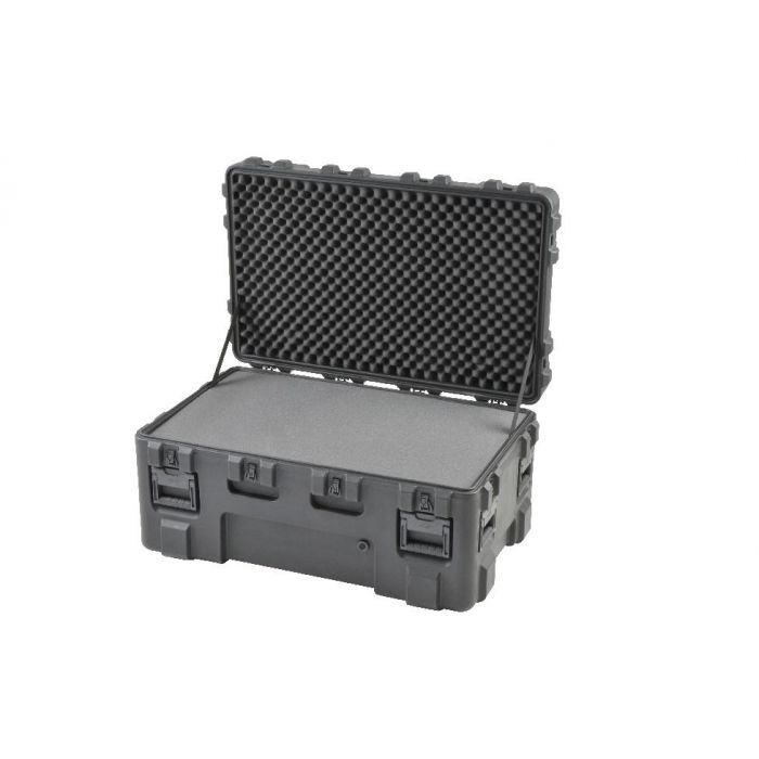 SKB R Series 4024-18 Waterproof Utility Case with layered foam
