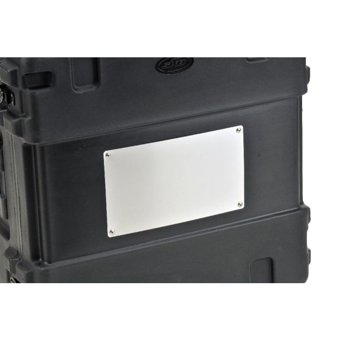 SKB Shipping Label Plate
