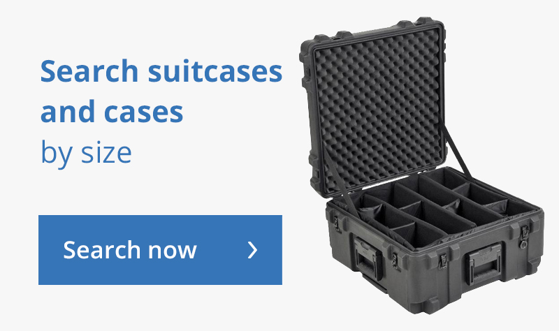 Search suitcases and cases United Kingdom