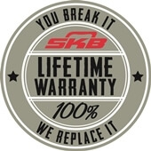 SKB lifetime warranty