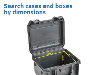 Search by dimensions